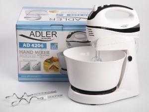 Фото Бытовая техника, Техника для кухни Миксер - тестомес Adler AD 4206