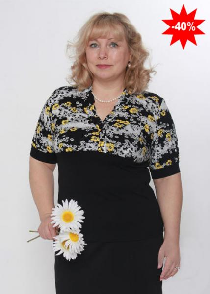 035 Блуза женская