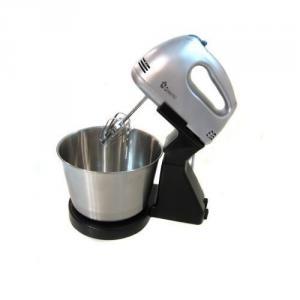 Фото Бытовая техника, Техника для кухни, Блендеры и миксеры Ручной миксер с чашей Domotec MS-1133