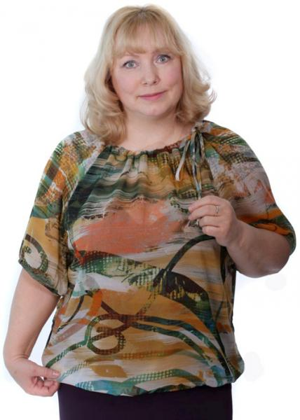 458 Блуза женская