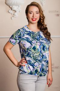 Фото Блузки, Весна-Лето 526 Блуза женская