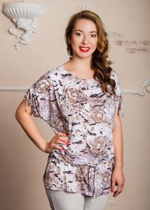 Фото Блузки, Весна-Лето 470 Блуза женская