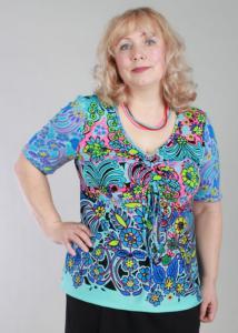 Фото Блузки, Весна-Лето 413 Блуза женская