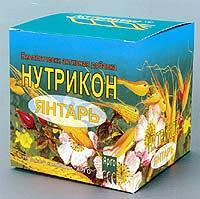 Нутрикон Янтарь , мелкогранулированный
