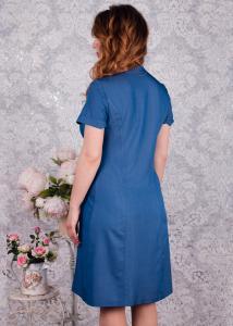 Фото Платья, Весна-Лето 756 Платье Джинс