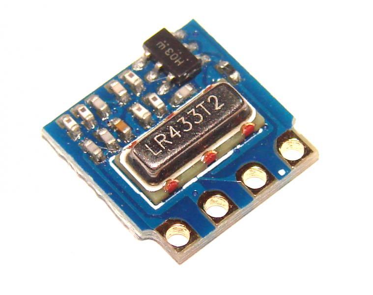 Мини передатчик 433 МГц