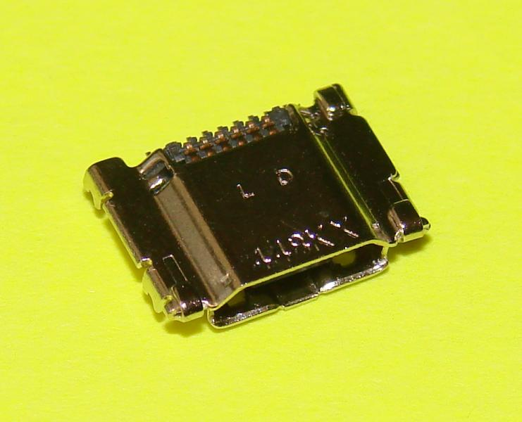 Гнездо micro USB 11 pin (№15)
