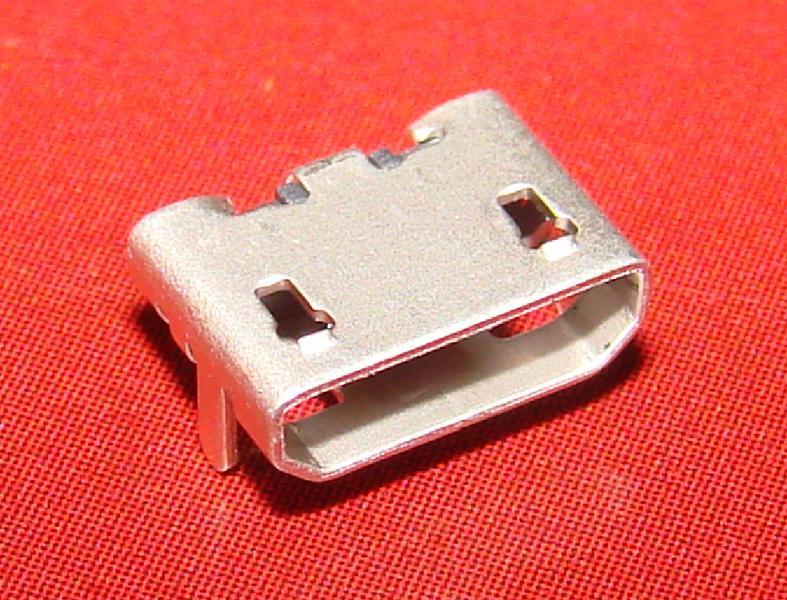 Гнездо micro USB 5 pin (№16)