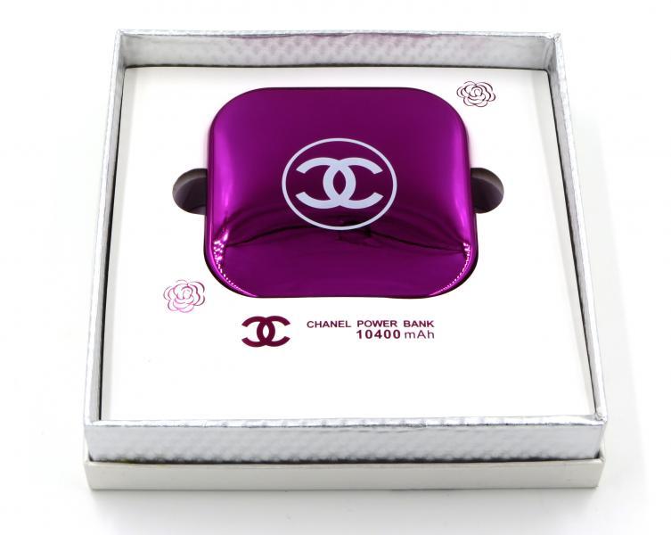 Power Bank Пудреница Chanel 10400 mAh