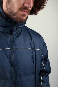 Фото  Куртка №245M002 (Синий)