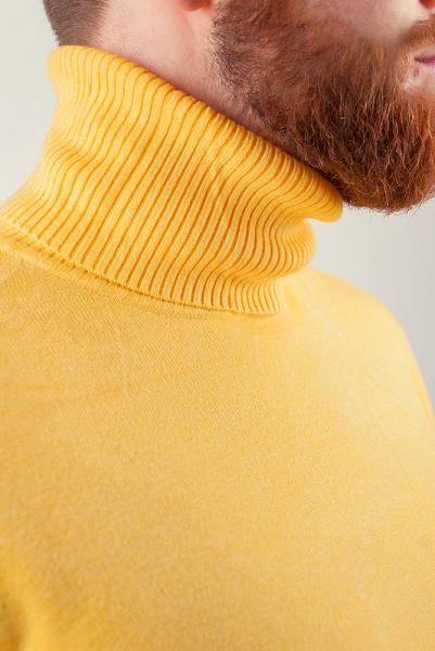 Гольф мужской желтый 308K002 (Желтый)