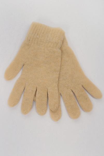 Перчатки теплые вязаные №261F005 (Фисташковый)
