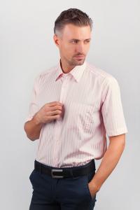 Фото  Рубашка Fra №869-16 (Светло-розовый)