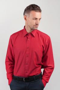 Фото  Рубашка Zeg №818-39 (Бордо)