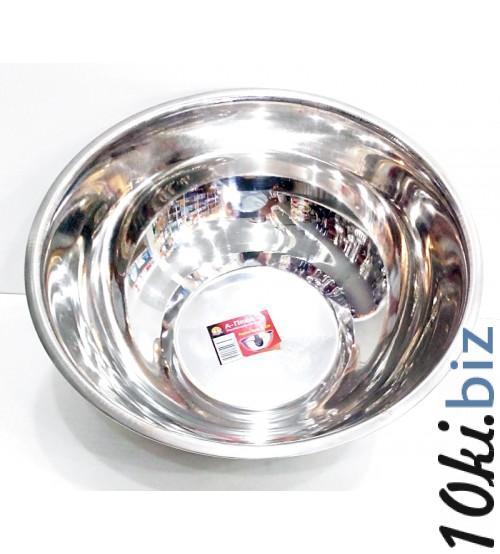 Миска из нержавеющей стали А-Плюс диаметр 24 см
