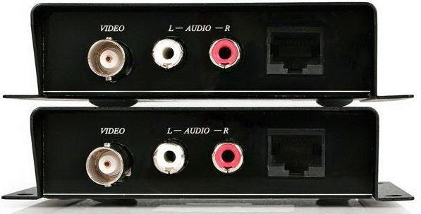 Startech COMPUTPEXTA Композитний подовжувач відео та аудіо по Cat 5 на 200 м