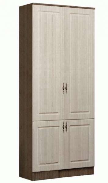 Фото Шкафы, шкафы-купе, пеналы  Ницца шкаф 2-х створчатый Ш900.3 (ДСВ МЕБЕЛЬ)