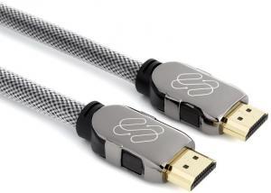Фото Кабель, роз`єми Кабель HDMI 2.0 HDCP 2.2 4K 3D 4,5 м