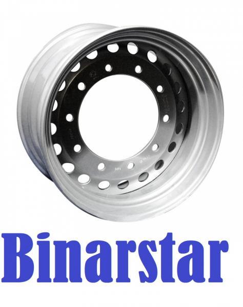 511-3101012  диск колеса без колец на односкатные полуприцепы (11,75*22,5 (167.9911.00-3101012-03)