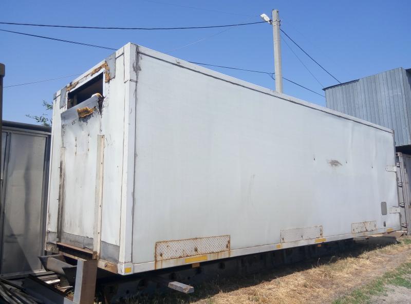 Термоизолированный контейнер