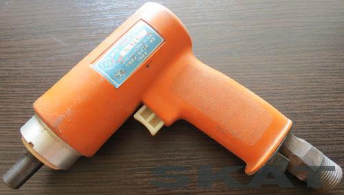 Дрель пневматическая пистолетного типа ИП-1019