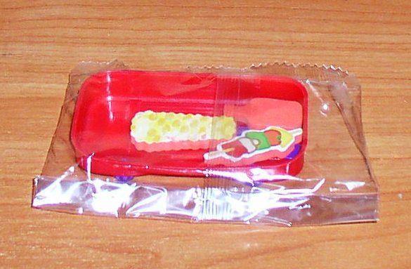 Игрушечный набор для барбекю: мангал, лопатка, шашлык *6182