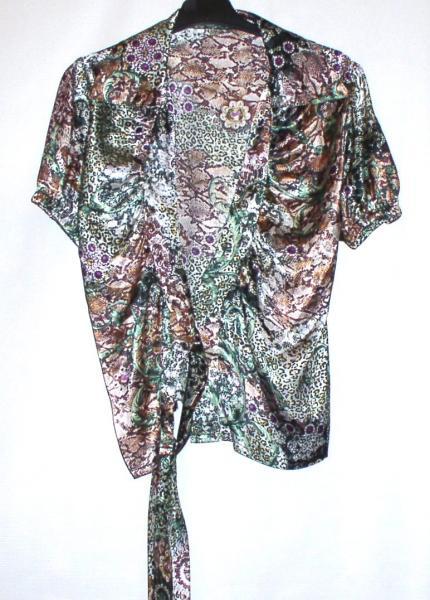 Блуза-кардиган женская *6268