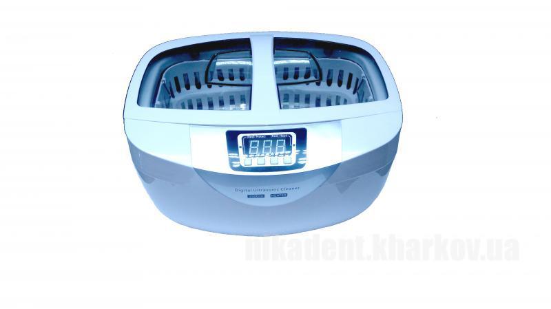 Фото Для зуботехнических лабораторий, ОБОРУДОВАНИЕ Ультразвуковая мойка  (Ultrasonic) 2,5 л