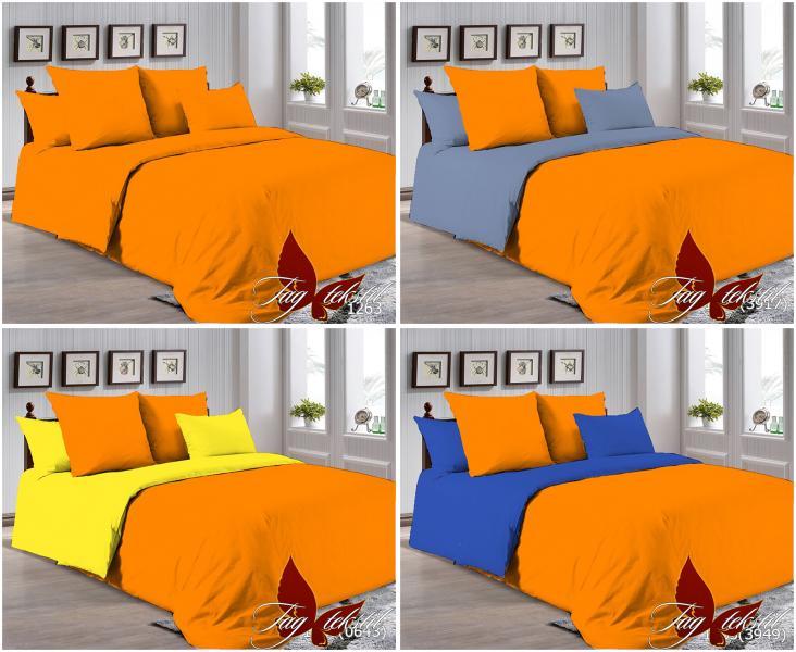 Фото ПОСТЕЛЬНОЕ БЕЛЬЕ, однотонное Комплекты постельного белья, однотонные