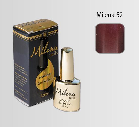 """Гель - Лак для ногтей """"Милена"""" 52"""