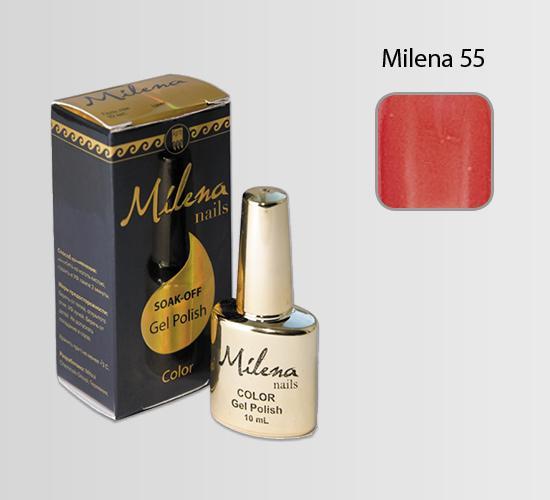 """Гель - Лак для ногтей """"Милена"""" 55"""