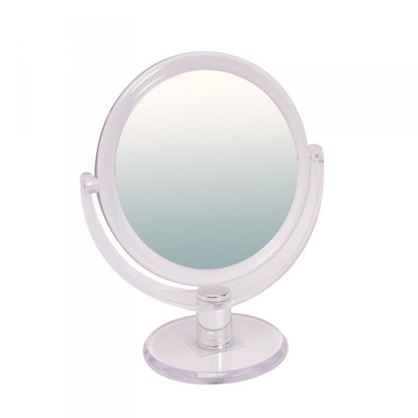 Зеркало Titania двухстороннее на ножке, 160мм