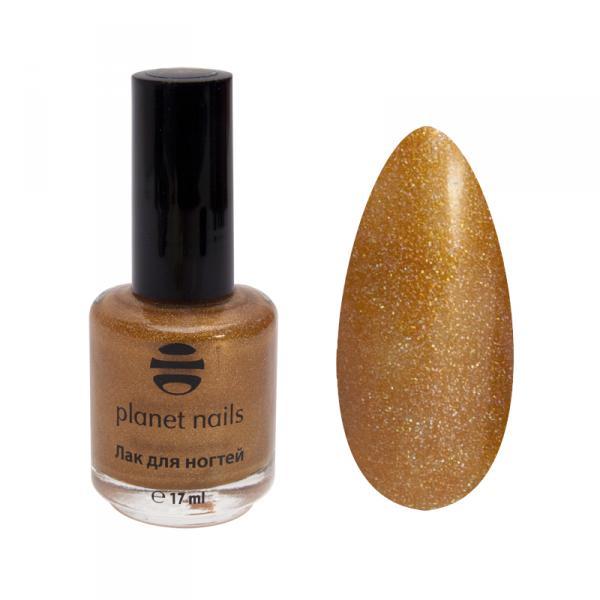 Лак для ногтей Planet Nails голография (213) 17 мл