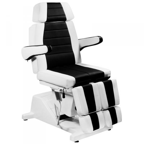 Кресло Гранд черно-белое (10289), стул (10301)