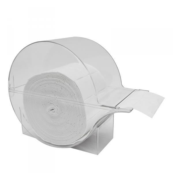 Подставка для безворсовых салфеток, прозрачная
