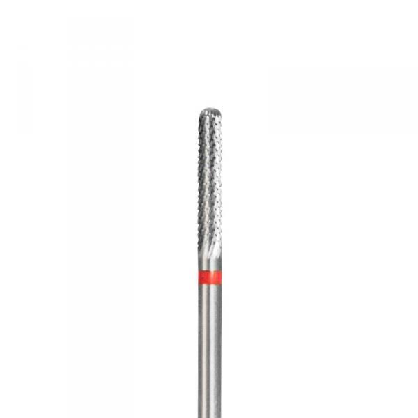 Фреза тонкая цилиндрическая с закругленным  (Т7)