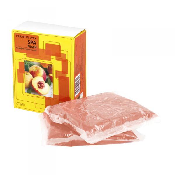 Парафин персиковый 900гр (2шт по 450гр в упаковке)