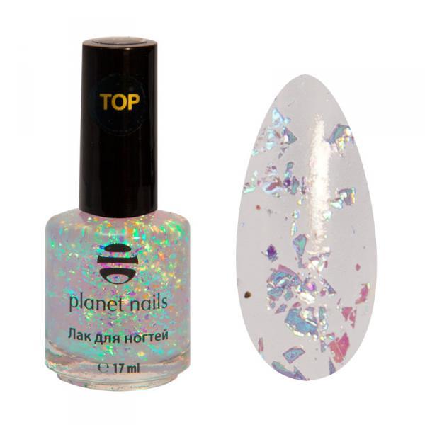 Топ-лак для ногтей Planet Nails (956) 17 мл