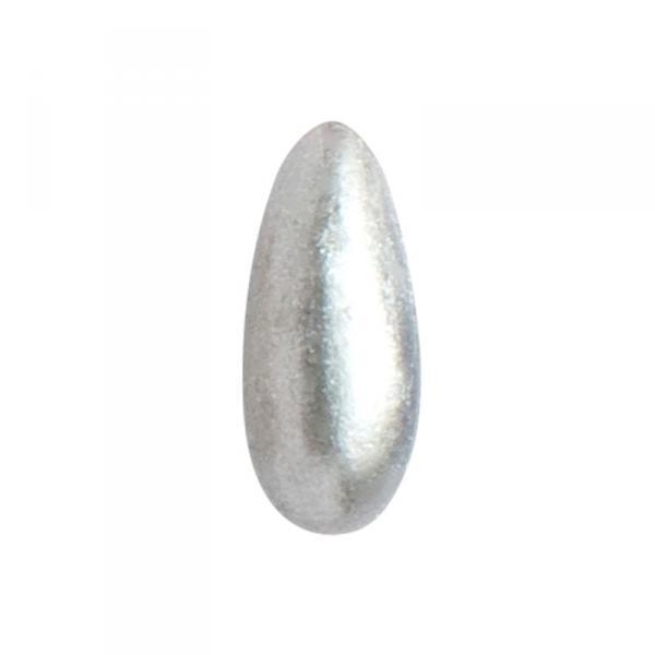 Лак-краска для Nailart мерцающее серебро 8мл (27)