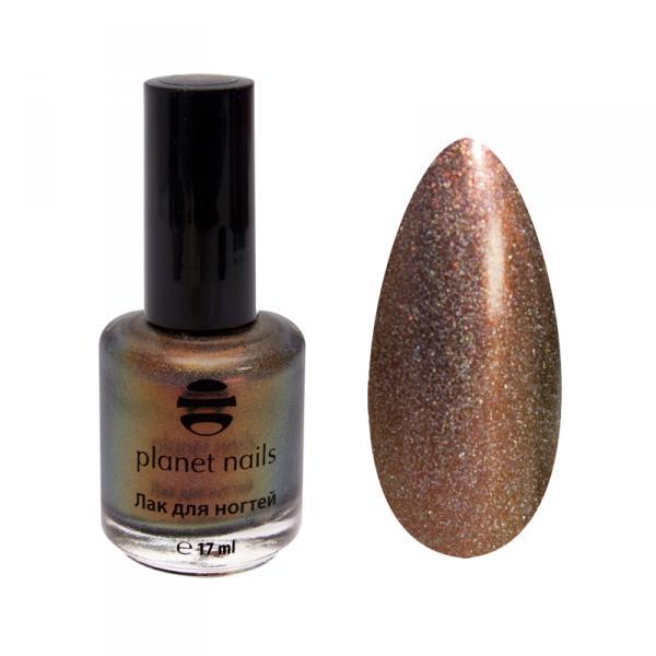 Лак для ногтей Planet Nails голография (220) 17 мл