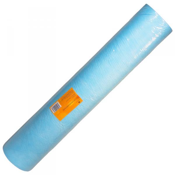 Рулон гигиенический 70*20000 см голубой