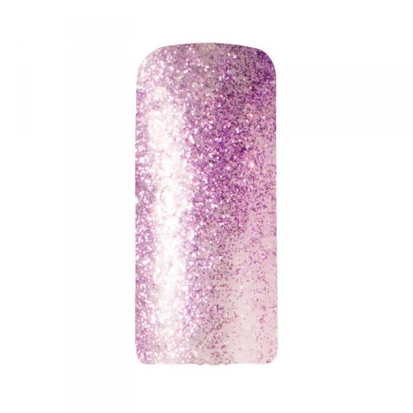 Гель-глиттер Planet Nails - пурпурит 5г