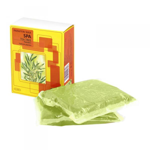 Парафин чайное дерево 900гр (2шт по 450гр в упаковке)