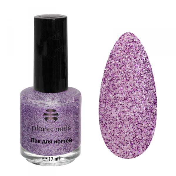 Лак для ногтей Конфетти Planet Nails (993) 17мл