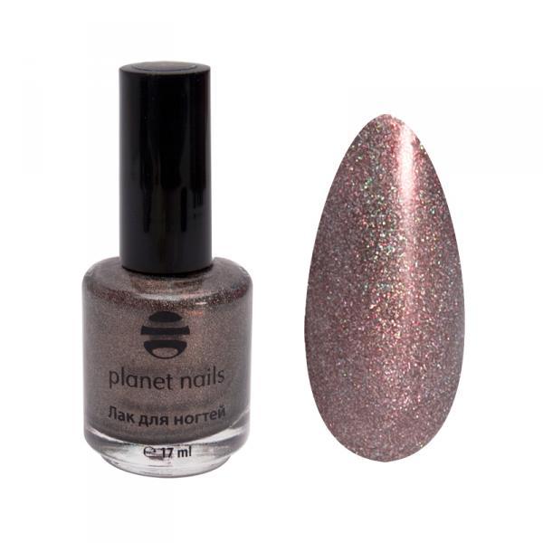 Лак для ногтей Planet Nails голография (222) 17 мл