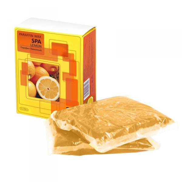 Парафин лимонный 900гр (2шт по 450гр в упаковке)