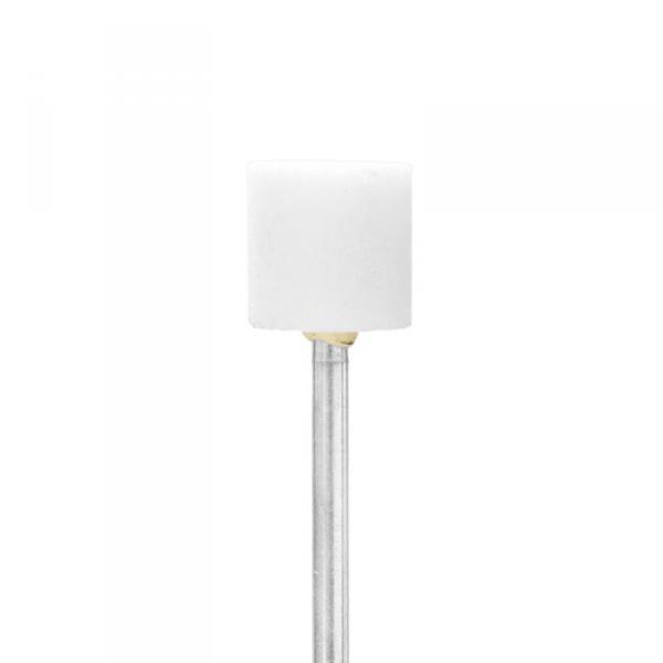 Фреза керамическая цилиндр белая 10мм (453.100)