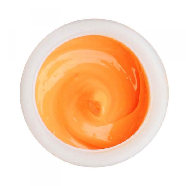 Гель Planet Nails - 3D gel  цветной оранжевый 7г