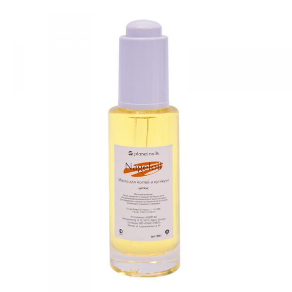 Масло для ногтей и кутикулы PN-Nageloil цитрус 30мл