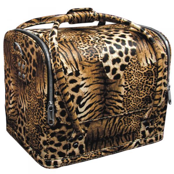 Сумка-чемодан тигра
